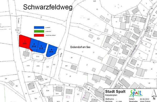 Wohngebiet »Schwarzfeldweg«