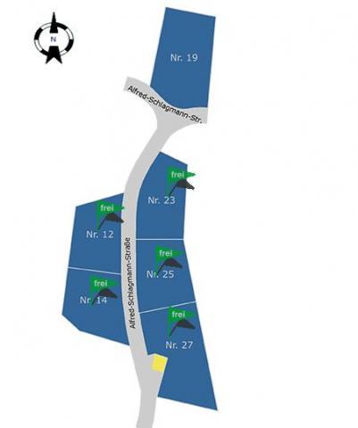 Wohngebiet »Wildberg VI 2.BA«