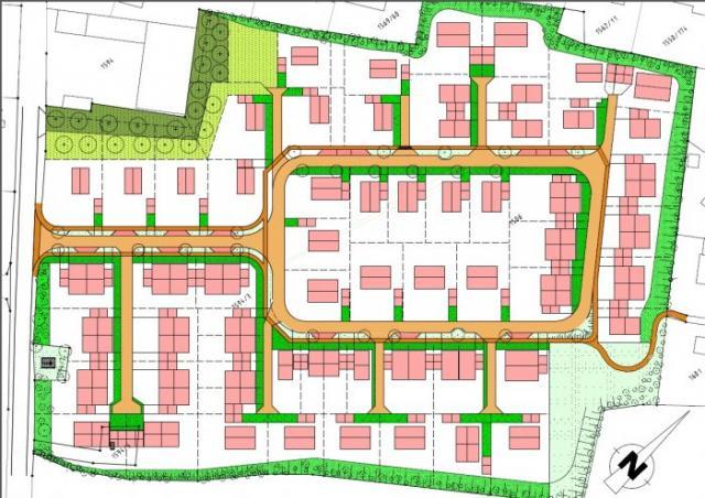 Wohngebiet »Baugebiet B13 III - ehemaliges Ziegeleigelände«