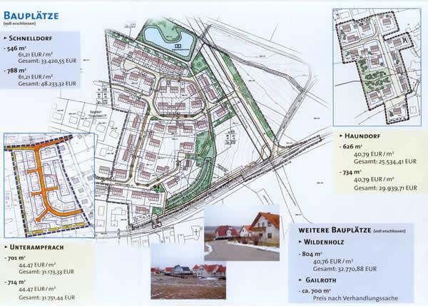 Wohngebiet »Dornfeld II«