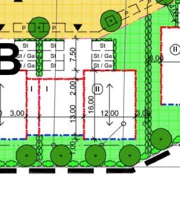 Bauplatz Nr. 131 im Gewerbegebiet Ost 3