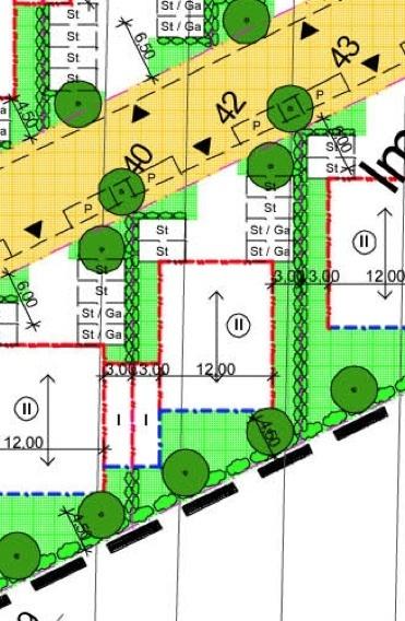 Bauplatz Nr. 134 im Gewerbegebiet Ost 3