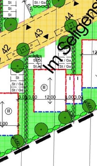 Bauplatz Nr. 135 im Gewerbegebiet Ost 3
