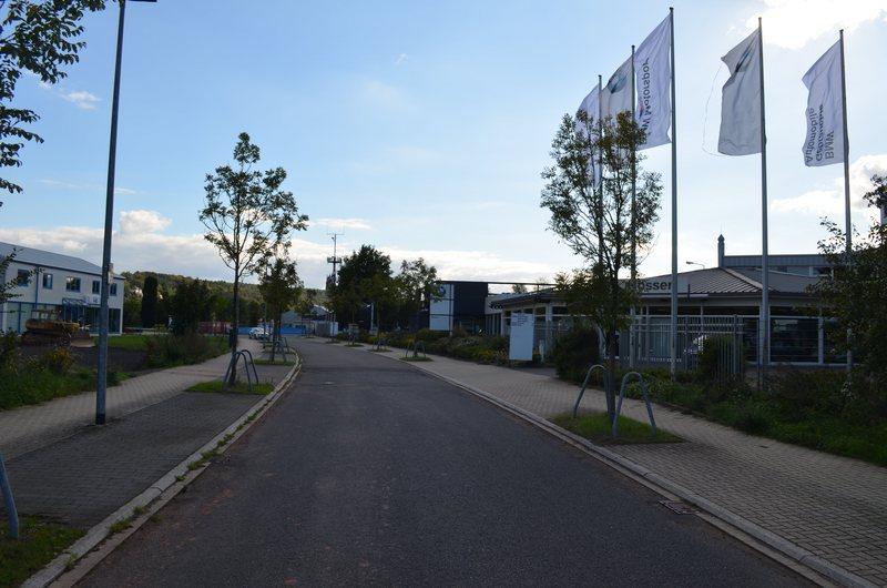 Gewerbegebiet »Cappel-Süd«