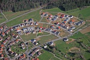 Wohngebiet »Stammheim, Lunkteile II«