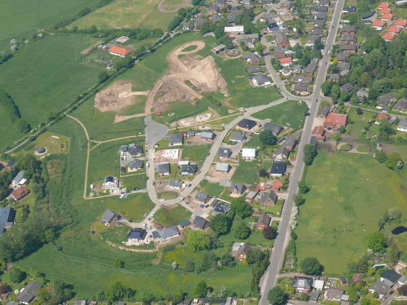 Wohngebiet »B-Plan 20 Lerchenberg«