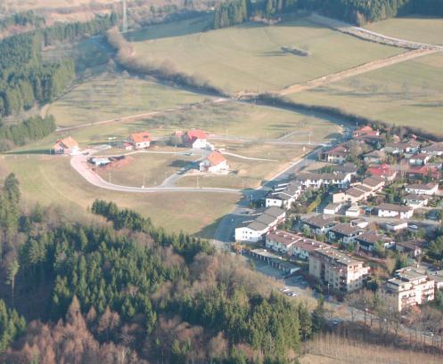 Wohngebiet »Wächtersberg-Ost«