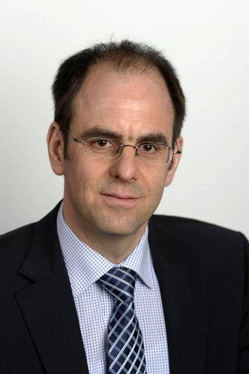 Bürgermeister Michael Reinz
