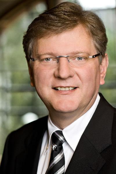 Bürgermeister Klaus E. Temmen