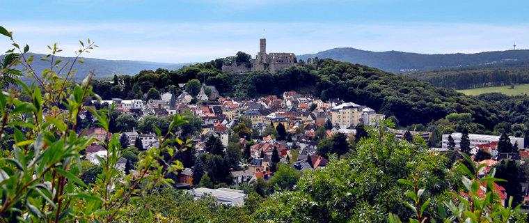 Blick über Königstein