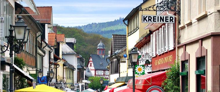 Wohnen und Leben in Königstein