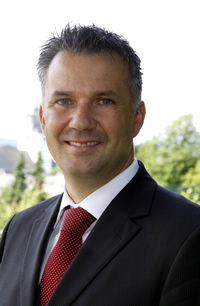 Steffen Wernard Bürgermeister von Usingen