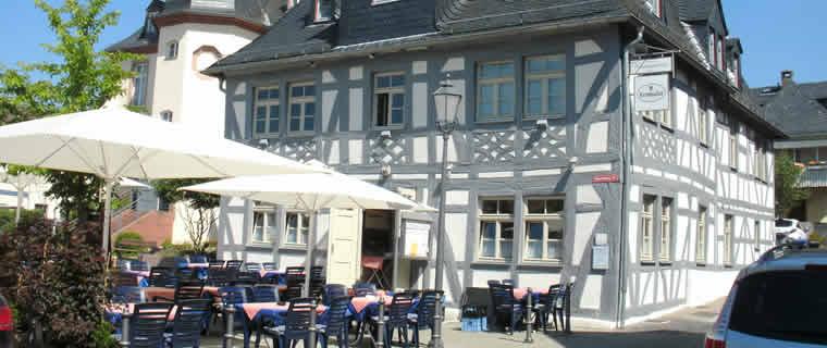 Innenstadt von Usingen