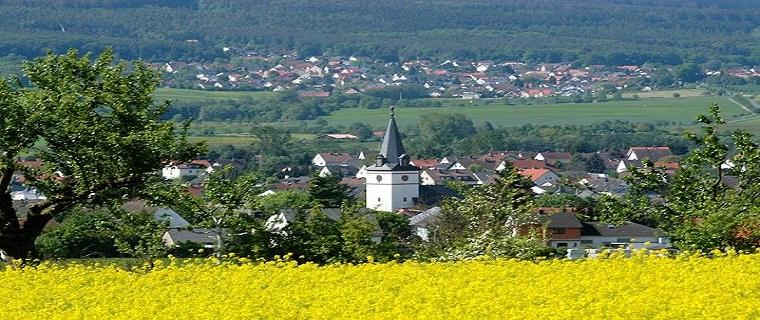 Überblick über Wehrheim