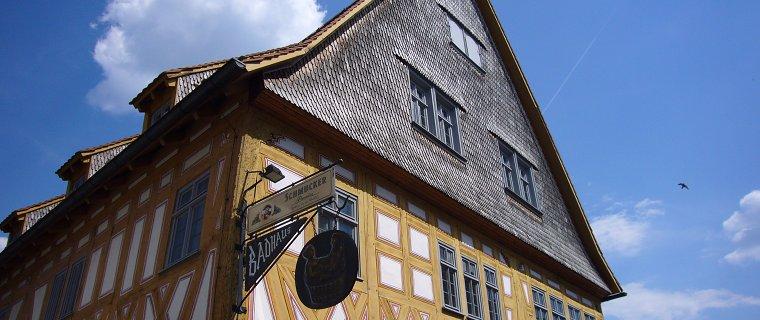 Historisches Badhaus