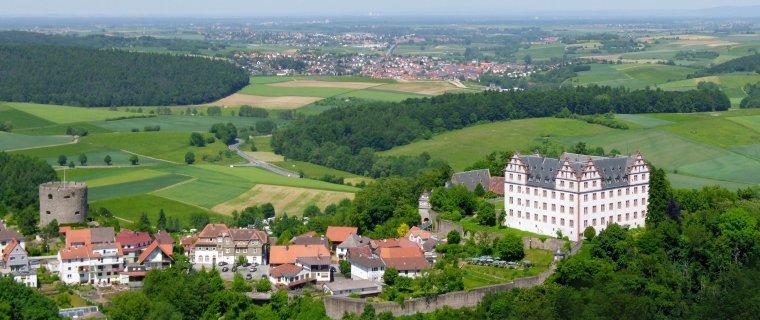 Bollwerk und Schloss Lichtenberg (Foto: D. Braks)