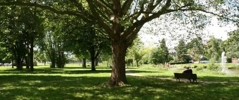 Freizeitpark Bleiche
