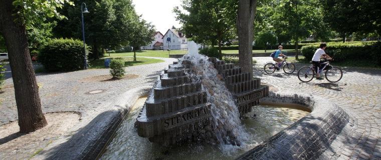 Ponthierry-Brunnen