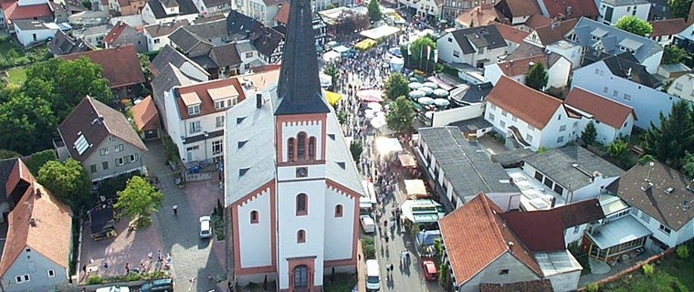 Ortskernfest in Roßdorf