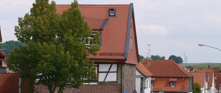 Historische Gebäude in Roßdorf