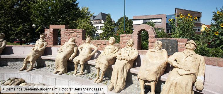 Impressionen aus Seeheim-Jugenheim