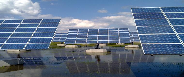 Solarpark Weiterstadt