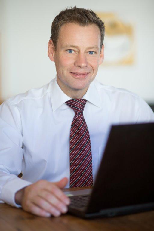 Bürgermeister Ralf MÖLLER