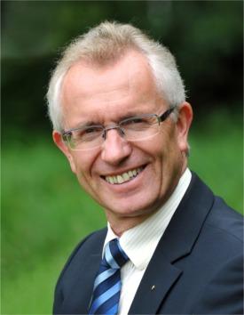 Bürgermeister Horst Kaiser