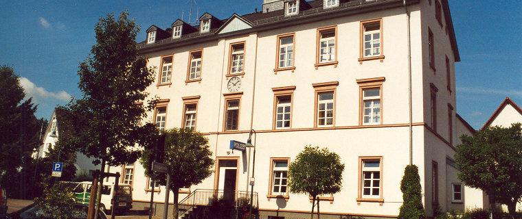 Alte Schule - Polizeistation