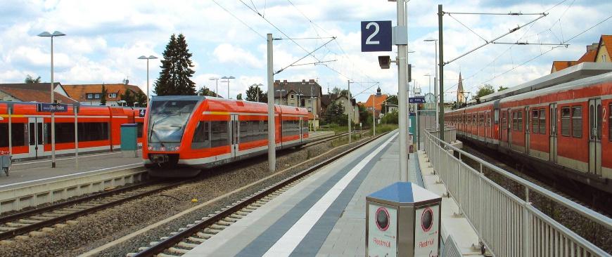 Rödermark - Gute Anbindung in das Rhein-Main-Gebiet