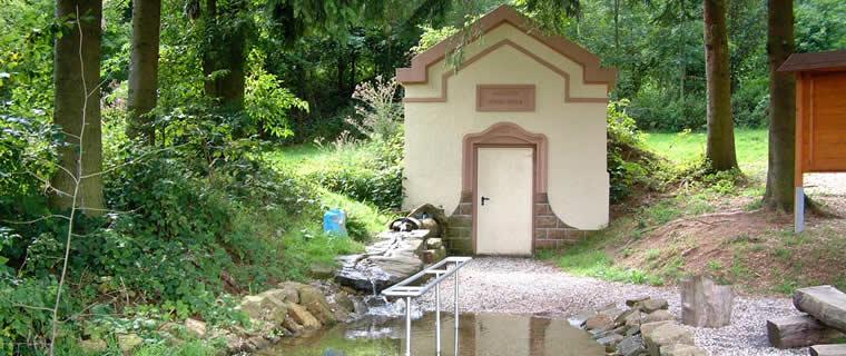 Altes Wasserwerk - jetzt Kneippanlage