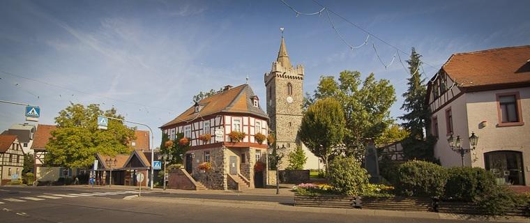 Historische Innenstadt Bruchköbel