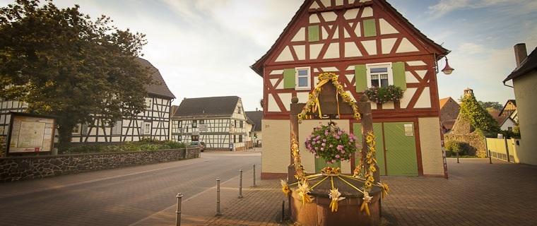 Ortsansicht Roßdorf