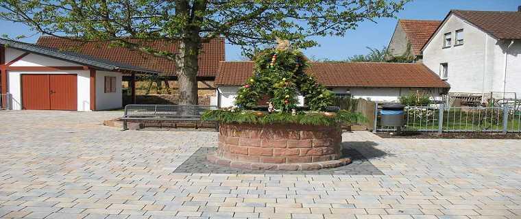 Osterbrunnen Niedergründau