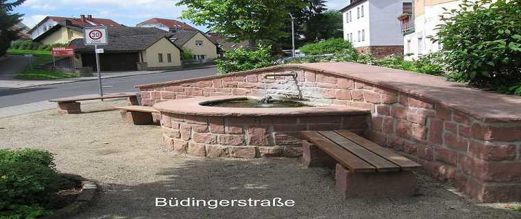 Büdinger Straße Lieblos