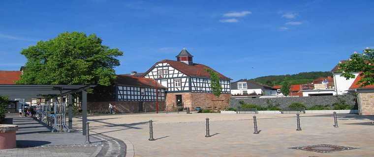 Dorfplatz Lieblos