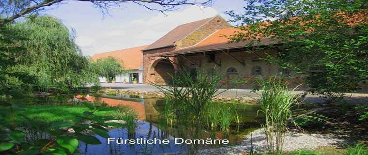 Innenhof Domäne Mittel-Gründau