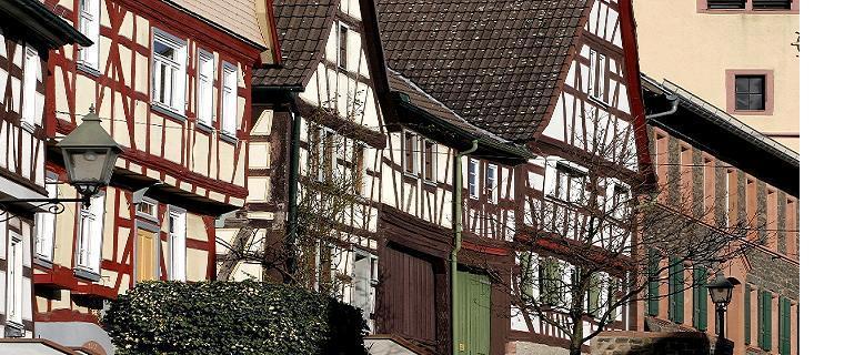 Hauptstraße von Hochstadt