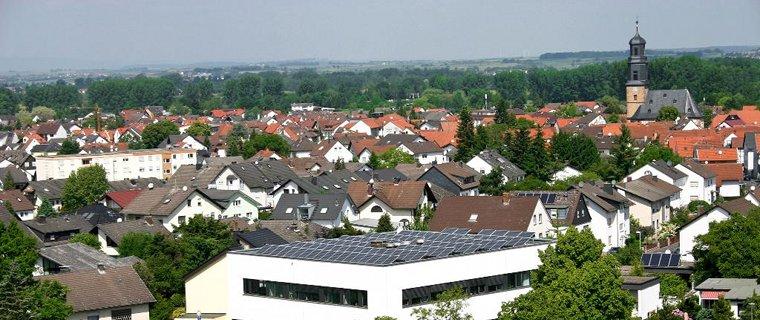 Blick über Rodenbach