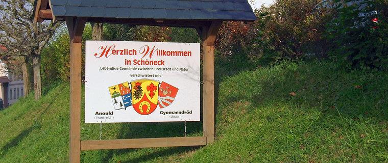 Willkommen in Schöneck