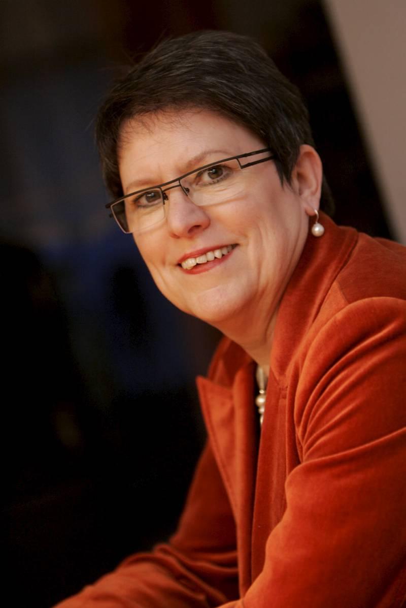 Bürgermeisterin Renate Wolf