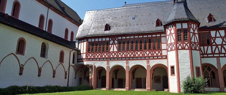 Kloster Eberbach (Foto: Dieter Schenk)