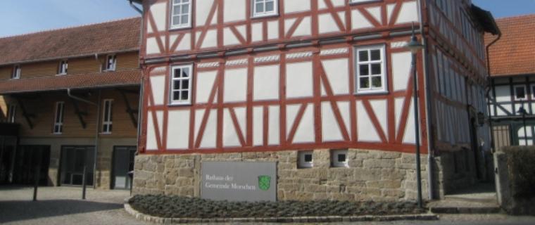 Rathaus der Gemeinde Morschen