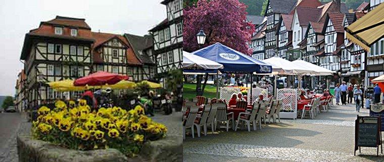 Impressionen aus Bad Sooden-Allendorf