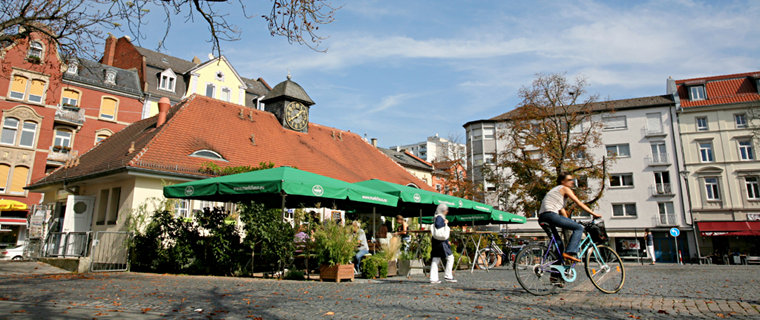 Marktplatz Offenbach