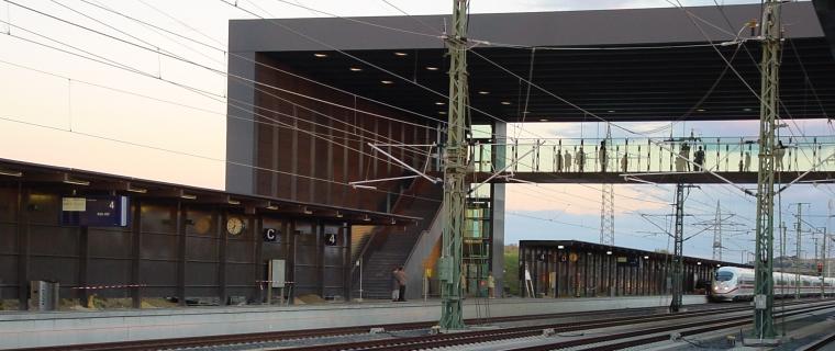 ICE Bahnhof Limburg