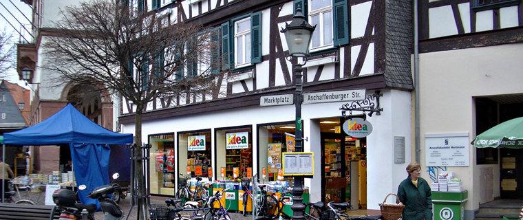 Fußgängerzone Seligenstadt