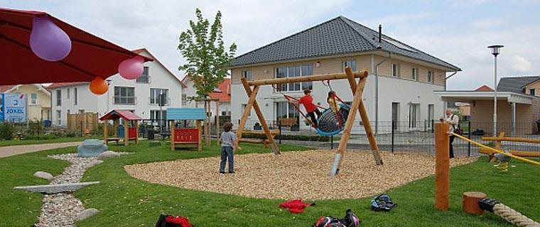 Spielplatz in Egelsbach