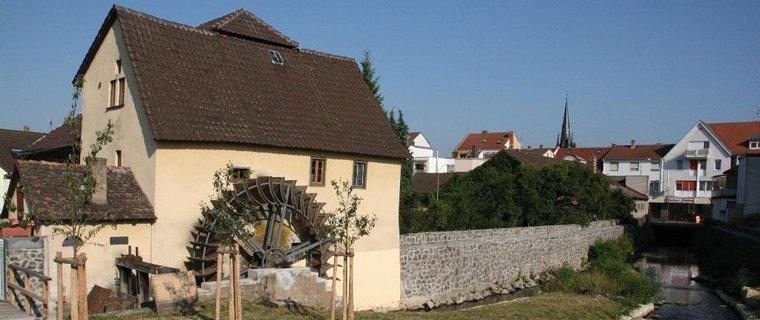 Brückenmühle in Mühlheim
