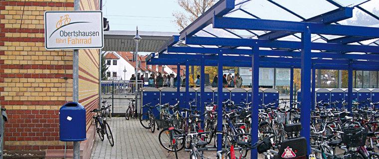 Bike & Ride, Obertshausen